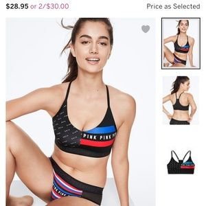 Ultimate light weight sports bra